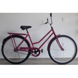 Bicicleta aro 26 Circular Verona contrapedal Rosa bebe