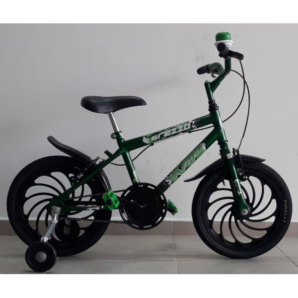 bicicleta aro 16 mtb arezzo aro nylon wrp mania