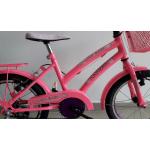 bicicleta aro 16 cindy baby violeta