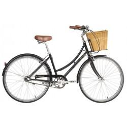 Bicicleta Aro 26 Novello Verona Vintage Preta 3 Velocidades