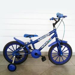 Bicicleta Infantil Masculina Aro 16 RMB WRP azul