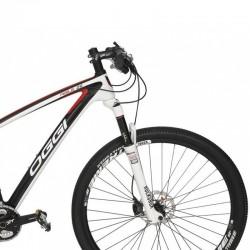 Bicicleta Aro 29 Oggi Agile Carbon Shimano XT 20 Velocidades